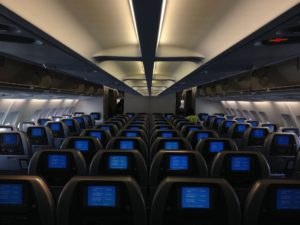 Things You Should Not Do On The Airplane